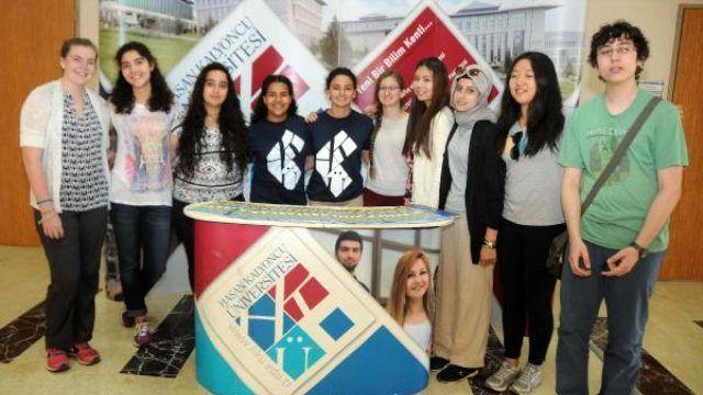Yabancı Öğrenciler, Türkiye'yi Anlatmak İçin Buluştu