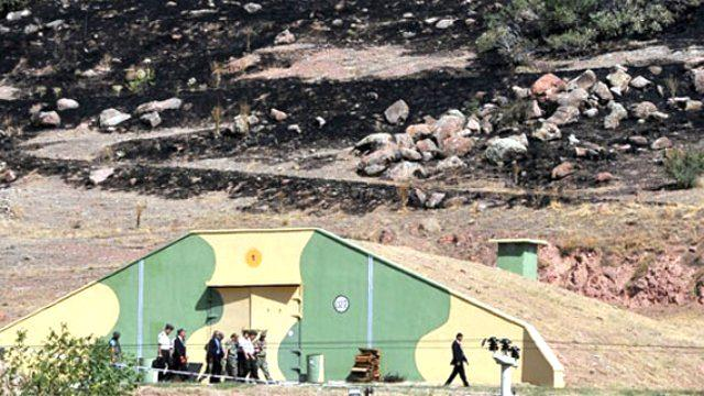 25 Askerin Şehit Olduğu Afyonkarahisar Patlamasında 5 Ton Patlayıcı Kayıp
