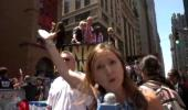 We Love You, Alyssa!': One Reporter's Mission To Rally Parade Support For US Women's World Cup...