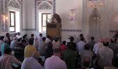 Validebağ Koru Camisi Cuma Namazıyla İbadete Açıldı