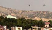 Şırnak'taki Terör Saldırısı - Askeri Helikopter Hareketliliği