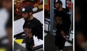 Dumb Criminal Wears 'Crime Pays' T-shirt As He Tries To Rob Little Caesars
