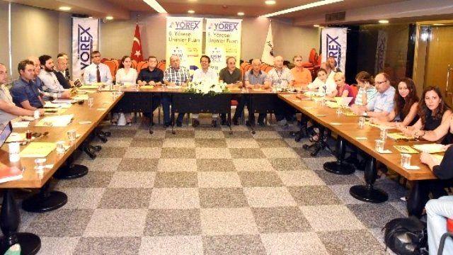 Antalya, 6. Yöresel Ürünler Fuarı'na Hazırlanıyor