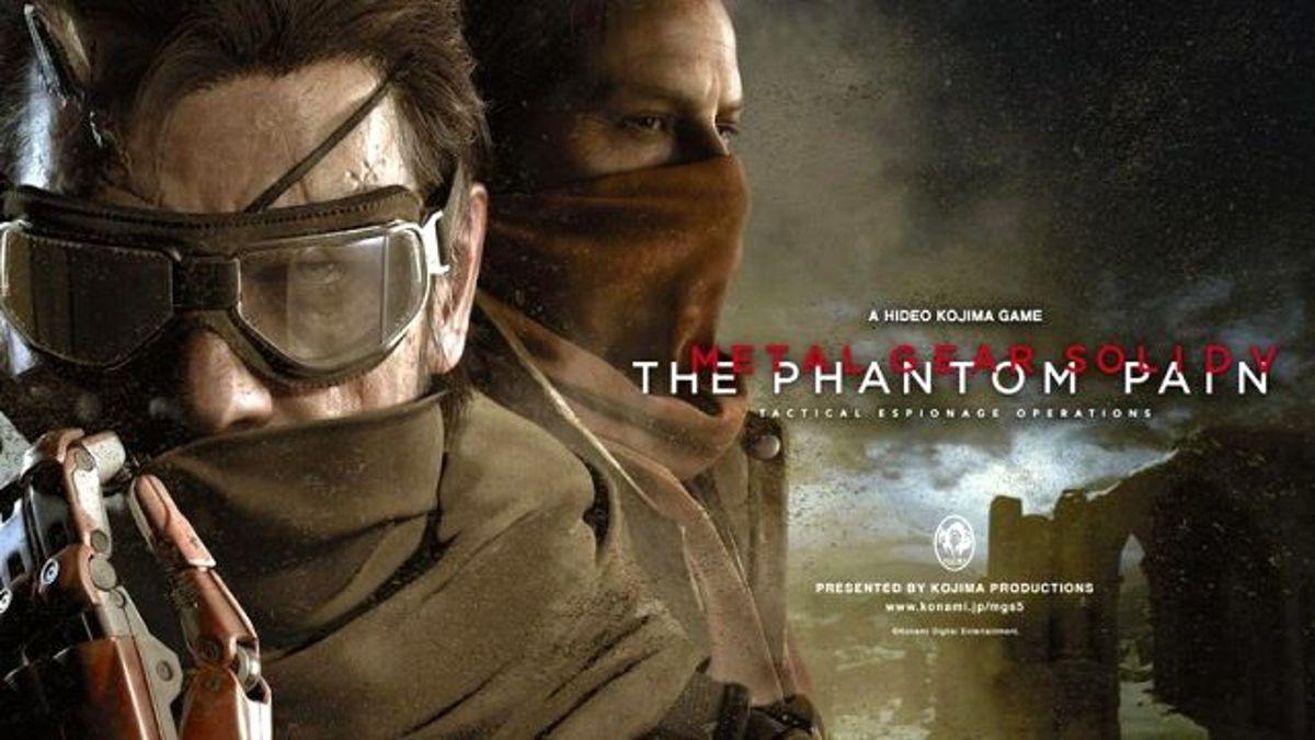 Mgs V: The Phantom Pain Çözünürlük Değerleri Netleşti