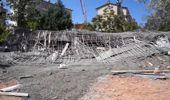 Muhtarlık Binası İnşaatında Çökme: 2 Yaralı