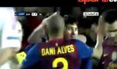Ömer Toprak Messi'yi Durduramadı!