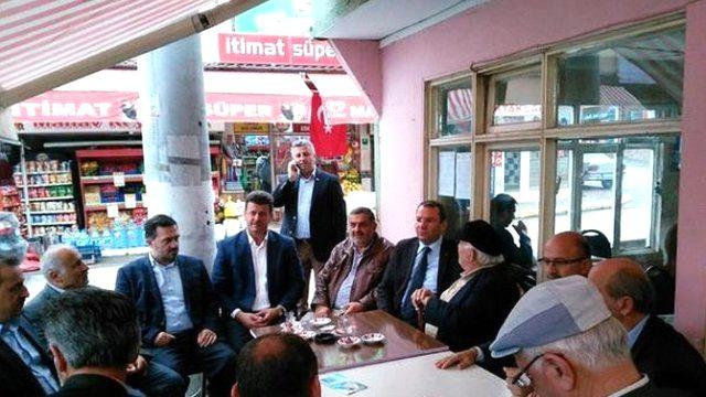Milletvekili Uncuoğlu Seçim Çalışmalarını Sürdürüyor