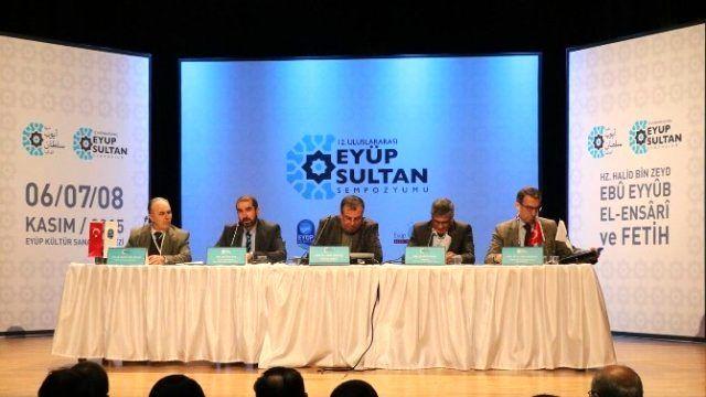 12'nci Uluslararası Eyüp Sultan Sempozyumu Sona Erdi