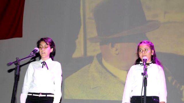 İranlı Kız Öğrenci, İngilizce Atatürk Şiiri Okudu