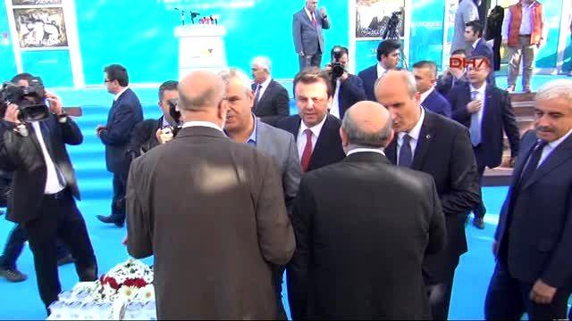Kahramanmaraş'ta Kitap ve Kültür Fuarı Törenle Açıldı