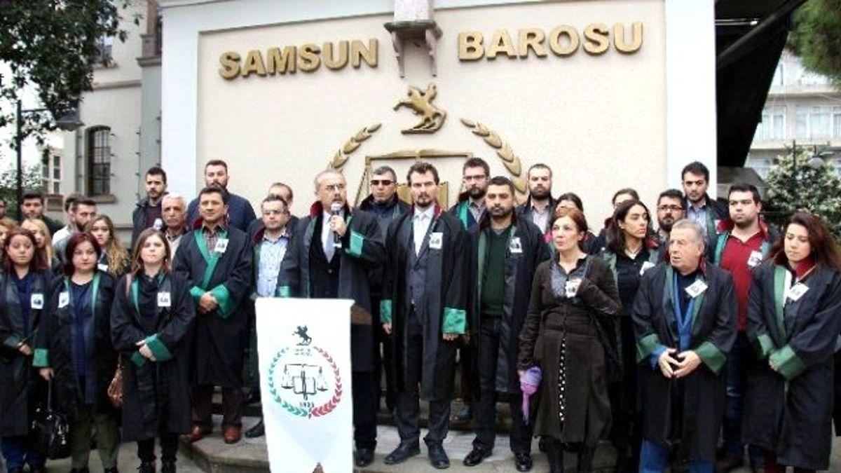 Avukatlardan Tahir Elçi İçin Yürüyüş