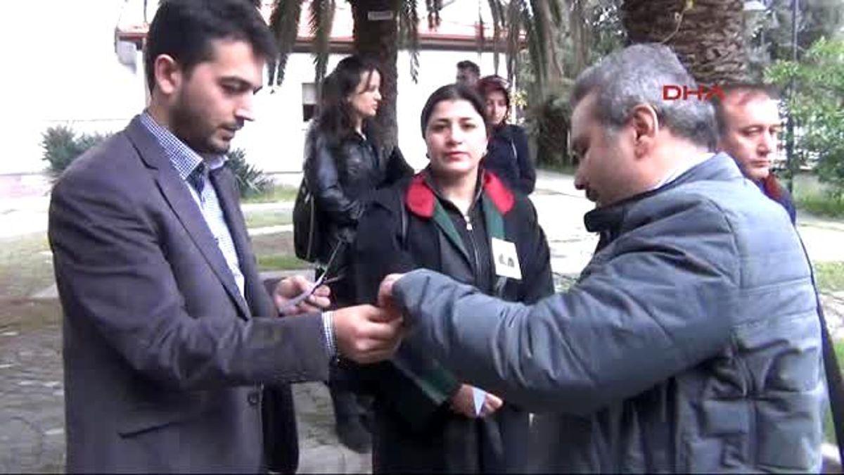 Samsun'da Avukatlar Elçi İçin Yürüdü