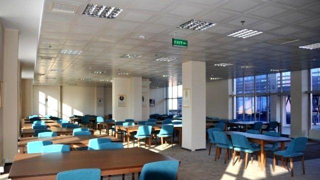 Bülent Ecevit Üniversitesi Rüştü Onur Çalışma Salonu Hizmete Girdi