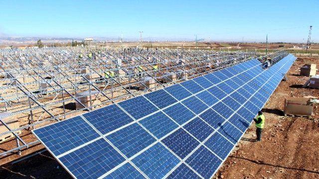 Türkiye'nin En Büyük Güneş Enerji Projesi Adıyaman'da Hayata Geçiyor