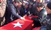 Şehit Özel Harekat Polisi Ayhan Demirel'in Cenazesi Defnedildi