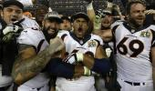 Super Bowl Finali: Broncos, Panthers'ı 24-10 Yendi