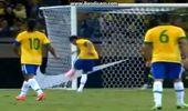 Brezilya 2-2 Şili (Maç Özeti) Neymar Golü Yetmedi