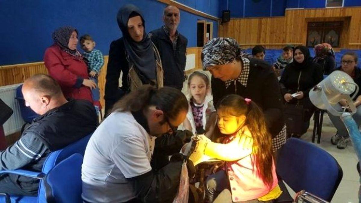 Sevgi İzi Kampanyası Sapanca'da Hayat Buldu
