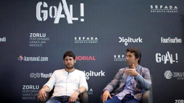 Bülent Korkmaz ve Ümit Davala, Goal! Sergisi'nde Futbolseverlerle Buluştu