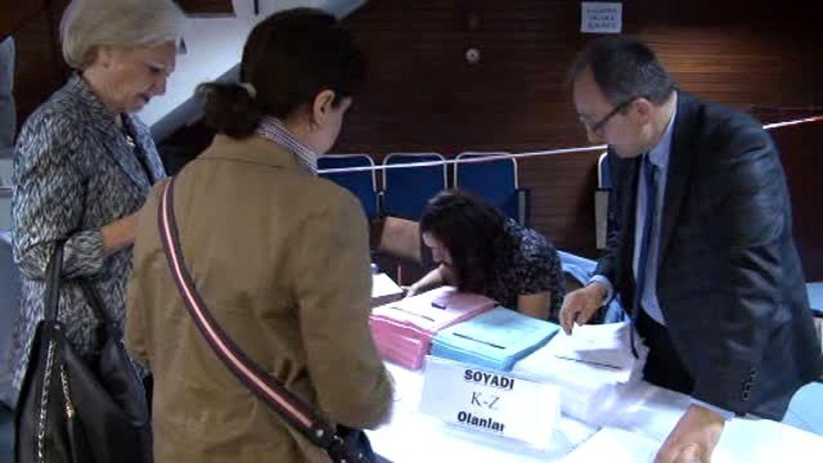 Tgc Seçiminde Oy Sayımı Tamamlandı