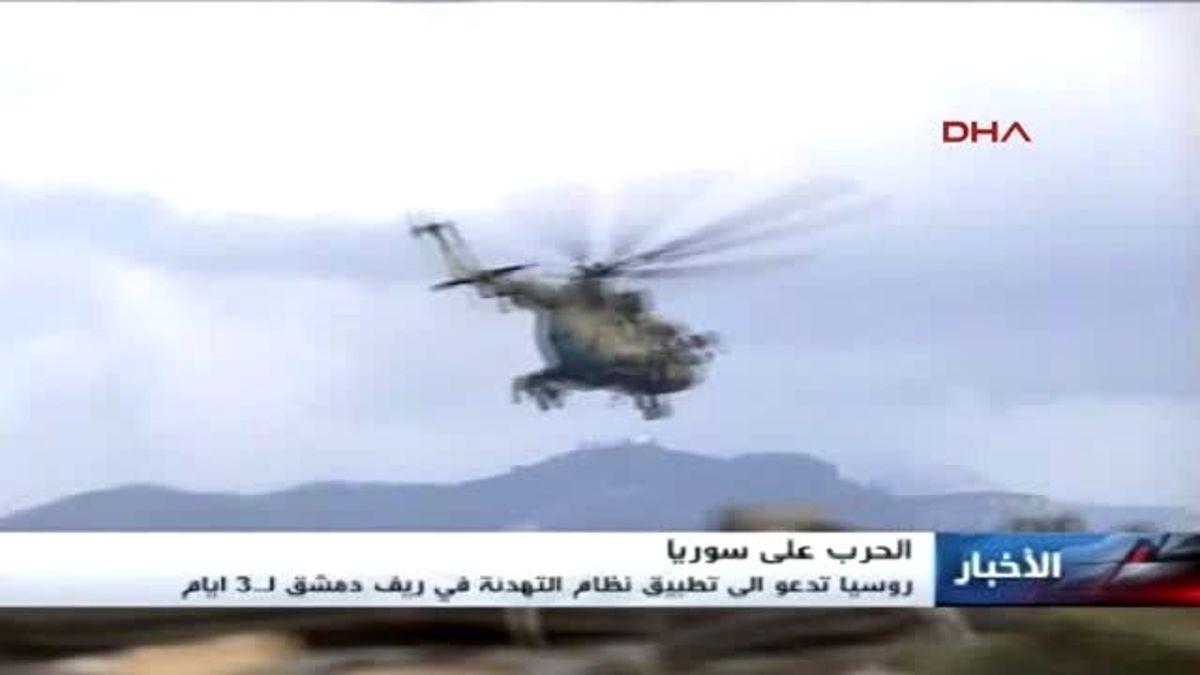 Rusya: Hava Operasyonlarında 28 Bin Terörist Öldürüldü