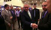 Washington Büyükelçisi Kılıç, Aa Standını Ziyaret Etti