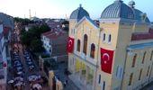 Sokak İftarında, Üç Semavi Dinin Temsilcisi Bir Araya Geldi