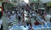 Esenler'de 7 Bin Kişi Birlikte Oruç Açtı
