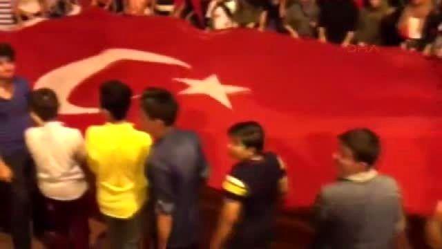 Zonguldak Düğünden 'Demokrasi Nöbeti'ne
