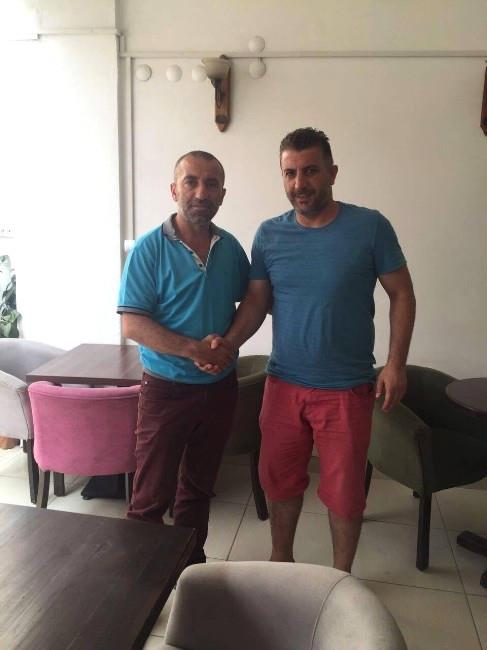 Aydinspor Özdemir'le Anlaştı