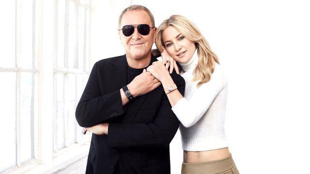 Michael Kors 'Açlıkla Savaş' İçin Kate Hudson'la İşbirliği Yaptı