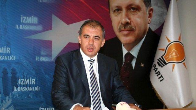 AK Parti İzmir İl Başkanı Delican Açıklaması