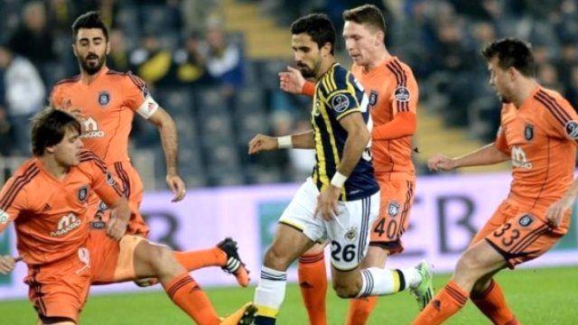 Medipol Başakşehir, Fenerbahçe'yi Konuk Ediyor