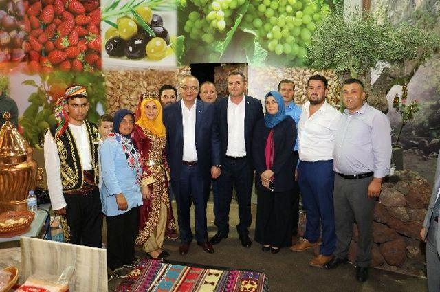 Manisa Mutfağıyla İzmir Fuarına Tat Verdi