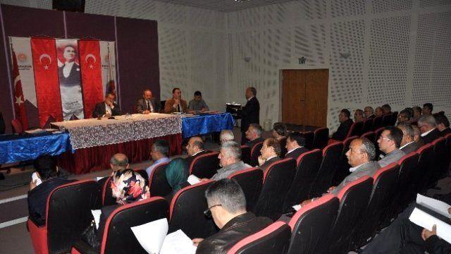 Karabük Kent Konseyi Genel Kurulu Yapıldı