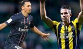 Robin van Persie, Gol Anketinde Zlatan Ibrahimovic'i Geçti
