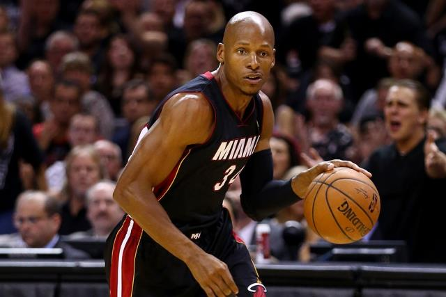 Ray Allen'dan Basketbola Veda