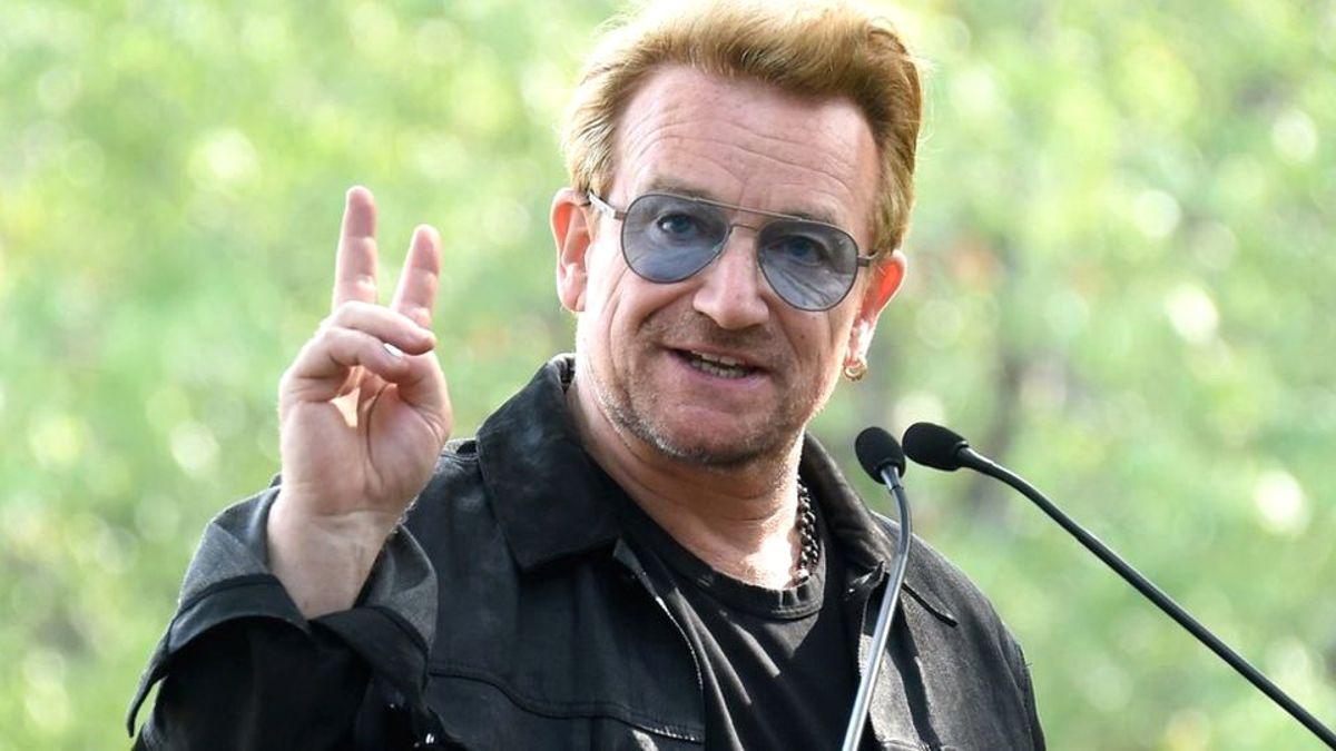 U2 Solisti Bono 'Yılın Kadınları' Listesinde