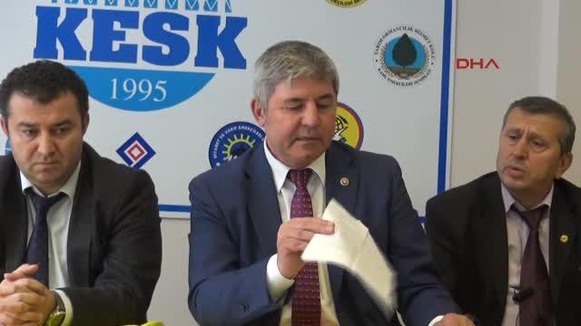 Balıkesir - CHP'li Havutça'ya Gezi'den Beraat