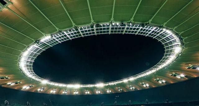 Turk Firmasinin Rusya Da Insa Ettigi Krasnodar Arena Dikkat Cekiyor Krasnodar