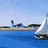 Masterpiece - Edward Hopper - Uzun Rota