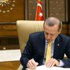 Cumhurbaşkanı Erdoğan'dan Kanun Onayı (4)