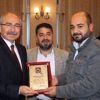 Mardin'de Çalışan Gazeteciler ve İdareciler Günü Birlikte Kutlandı