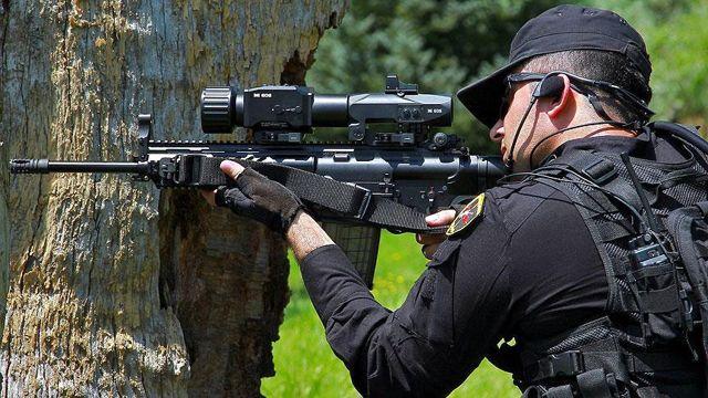 TSK'ya 'Milli' Tüfek Teslimatı