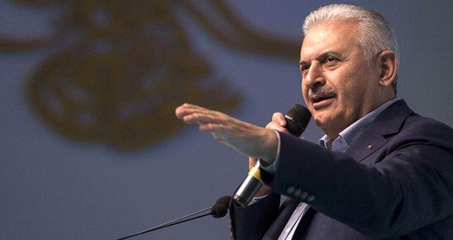 Yıldırım: Abdülhamid'in Hayalini Gerçekleştiren Torunları Erdoğan ve Arkadaşlarıdır!