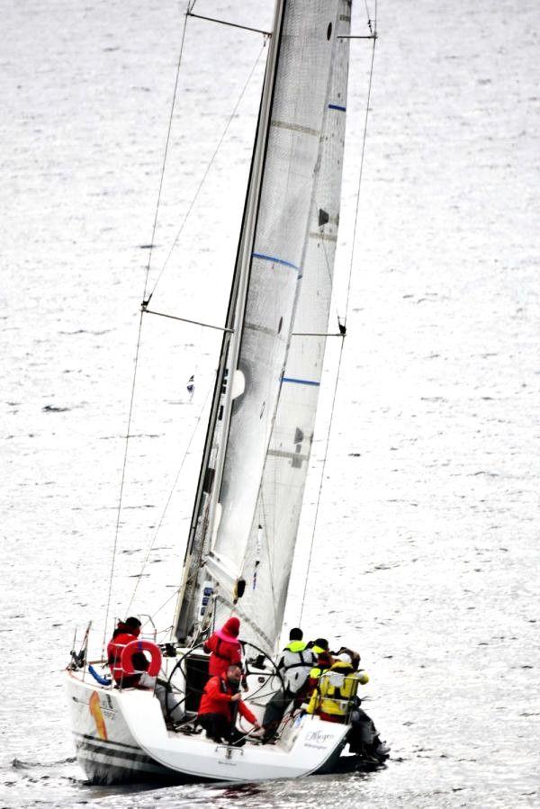 Bodrum'da Yelken Yarışları Heyecanı Sürüyor