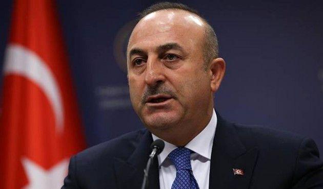 Dışişleri Bakanı Mevlt Çavuşoğlu, Astana'daki Suriye Zirvesinde Ypg'nin Asla Olmayacağını Açıkladı.