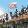 Brezilya'da Silahlı Kuvvetler Cezaevlerine Giriyor