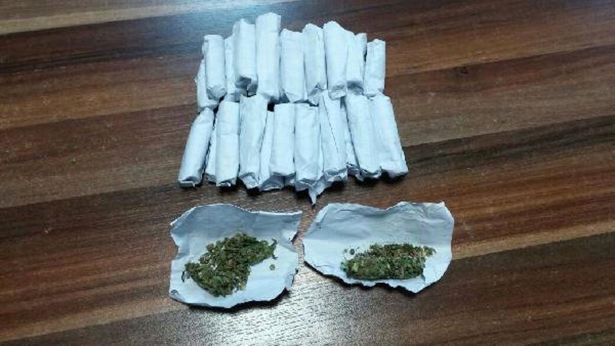 Kahramanmaraş'ta Uyuşturucuya 6 Gözaltı