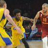 Galatasaray Odeabank-Maccabi Fox: 102-63